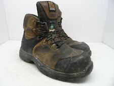 Kodiak Men's Journey Composite Toe Work Boots Brown/Black Size 11M