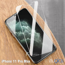 2x For Apple iPhone 11 Pro Max Genuine NUGLAS Tempered Glass Screen Protector