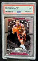 2019 Prizm Cavaliers RC Star KEVIN PORTER JR. Rookie Card PSA 9 MINT Low Pop