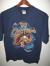 San Diego Padres Baseball Team 1998 National League West Champions T Shirt Large
