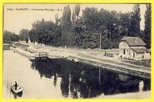 cpa 94 - SAINT MAUR des FOSSÉS (Val de Marne) Le Nouveau BARRAGE