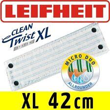 LEIFHEIT Clean Twist System Evo XL Wischbezug Micro Duo Bodenwischbezug NEU