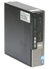 DELL Optiplex 7010 i5 3570S 3,1GHz 8GB 500GB DVD-RW Win 10 Pro Desktop USFF