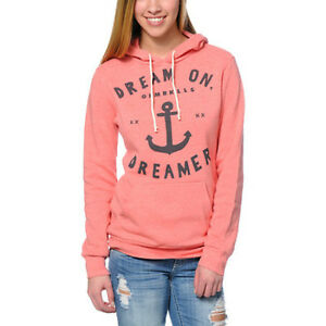 NWT Glamour Kills dreamer anchor hoodie sweatshirt sweater Jacket Juniors Womens