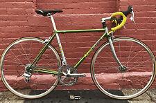 Masi Gran Criterium Steel Road Bike 49cm 11 Speed Campagnolo athena groupset NEW