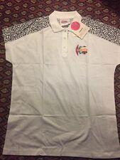 Jennifer Capriati Line For Diadora Tennis Shirt NWT Rare Discontinued