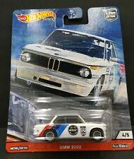 Latest Release 2020 BMW [2002] Door Slammers - Hot Wheels Premium Car Culture