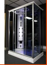 Two Person Steam Shower,,Aromatherapy,Whirlpool,Bluetooth,USA Warranty