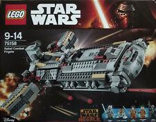 LEGO Star Wars 75158 Rebel Combat Frigate, NEU und OVP, B-Ware