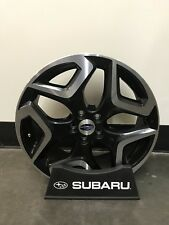"2018 Subaru Crosstrek OEM 18"" wheels (4)"