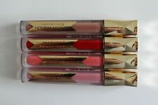 Max Factor Honey Lacquer Lip Gloss - Choose Shade: mix of sealed and unsealed
