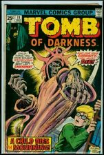 Marvel Comics TOMB Of Darkness #19 VG/FN 5.0