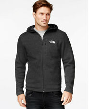 Nova Camiseta Masculina The North Face Gordon Lyon Hoody Top Coat Jaqueta Preta, Cinza