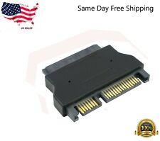 """New 1.8"""" Micro SATA SSD Serial ATA HDD 16 to 22 Pin 2.5"""" SATA Adapter Converter"""