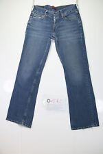 Levi's 557 Eve Bootcut (Cod. D1572) Tg44 W30 L32 jeans usato Donna Streetwear