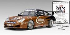 AUTOart 80487A Porsche 911 GT3 R Asian Carrera Cup 2004 C.Kwan 1:18 NEU OVP