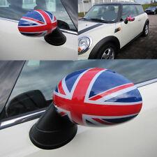 ESPEJO CAPS Union Jack idóneo para Mini R55 CLUBMAN R56 R57 R60 R61