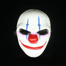 New 2015 PAYDAY 2 The Heist Chain Mask Costume Props Halloween Xmas Gift Mask