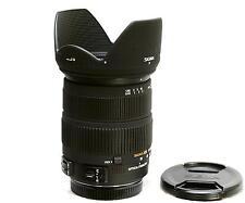 SIGMA OS AF Zoom 18-200 mm f/3.5-6.3 DC für Canon EOS Digital