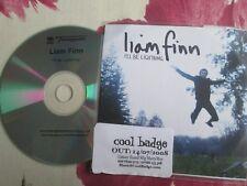 Liam Finn – I'll Be Lightning UK Transgressive Records Promo CD Album