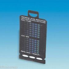 STUFA a gas butano propano indicatore di livello, Gas Bottiglia Reader, CAMPEGGIO, BARBECUE,