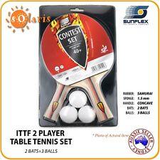 SUNFLEX 20104 Mini Table Tennis Set