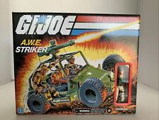 G.I. Joe Retro A.W.E. Striker w/ Crankcase 2020 Walmart Exclusive Awe In Hand!