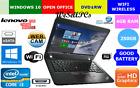 "Lenovo Thinkpad E430 14"" 250gb, Intel Core I3 2.3ghz, 4gb Ram Windows 10 Laptop"