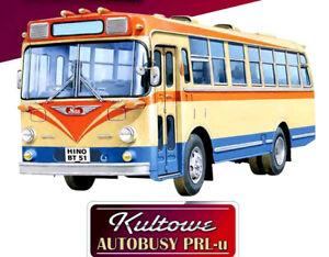 HINO BT51 -- BUS -- 1/72 -- IXO/IST -- NEW