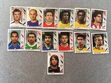 Panini - 13 Sticker - FIFA World Cup 2006 Fußball - WM Germany