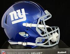 NEW YORK GIANTS Officially Licensed FULL SIZE REPLICA SPEED Helmet