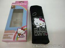 Hello Kitty Gurt Polster Gurtpolster Gurtschoner Schoner Sicherheitsgurt schwarz