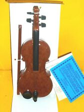 Brand New In Box Playing Violin Music Box Toy No Need to be a Musician to play