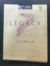 Legacy Legwear Microfiber Control Top Tights Black Size E A31857
