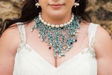 Turquoise Handmade Costume Necklaces & Pendants
