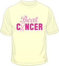 Beat Cancer - Breast Cancer Awareness  T Shirt 10681