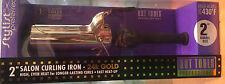 "Hot Tools 2"" Salon Curling Iron 24K Gold HT1111"