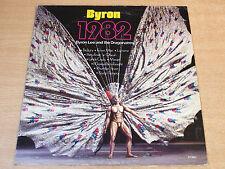 EX- !! Byron Lee & The Dragonaires/Byron 82/1982 Dynamic LP