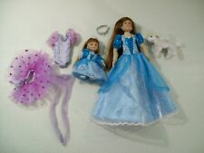 Only Hearts Club Olivia Hope & Kristy Big Sister Little Sister Dolls Unicorn