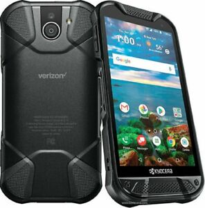 Kyocera DuraForce PRO 2 E6910 64GB Black(Verizon GSM Unlocked) Android New Other