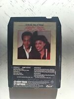 Natalie Cole & Peabo Bryson - Best of Friends - 8 Track