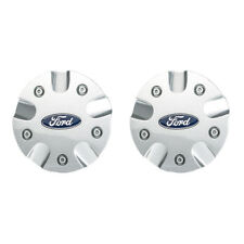 "2000-2004 Ford Focus 15"" Inch Wheel Center Cap Hub Covers Silver OEM YS4Z1130BB"