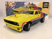 Mad Max Ford Falcon V8 XB Interceptor Police 1973 1:18 Greenlight 18012