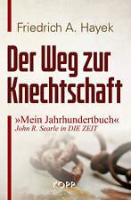 Der Weg zur Knechtschaft Friedrich August von Hayek NEU Buch Klassiker wie Mises