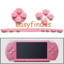 for sony PSP 1000 series Repair parts START HOME SELECT Volume pink BUTTON new
