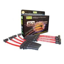 Taylor Spark Plug Wire Set 79210; 409 Pro Race 10.4mm Red for Dodge 5.7L HEMI