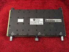 TELEDYNE DUPLEXER P/N 620317-2 FILTRONIC COMTEK TYPE CODE 190-CM054-F1V2-B