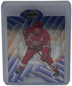 Nicklas Lidstrom Yan Golubovsky 1998-99 Bowman's Best Fusion Hockey Insert #F8