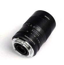 7Artisans 60 mm 1:2,8 Makro Lens für Fujifilm Mount