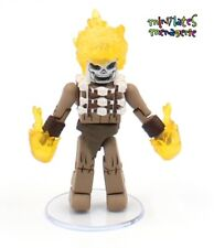 Marvel Minimates Walgreens Avengers of 1,000,000 BC Ghost Rider
